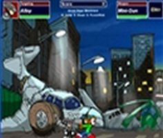 Alloy Flash Game